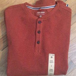 Other - Orange Henley